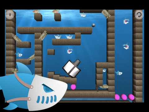 Shark Madness Lite-ipad-2