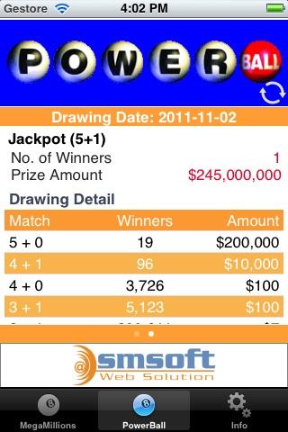USA Lottery screenshot 4