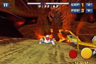 Screenshot #8 for Sonic & SEGA All-Stars Racing