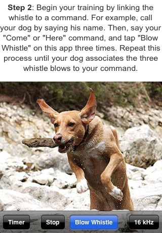 Dog Whistle Elite (Training Guide + Clicker included) screenshot 4