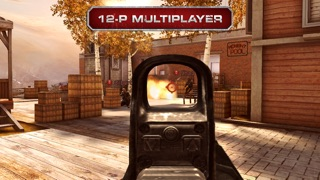 Screenshots of Modern Combat 3: Fallen Nation for iPhone