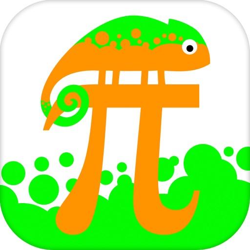 Chameleon Calculator iOS App