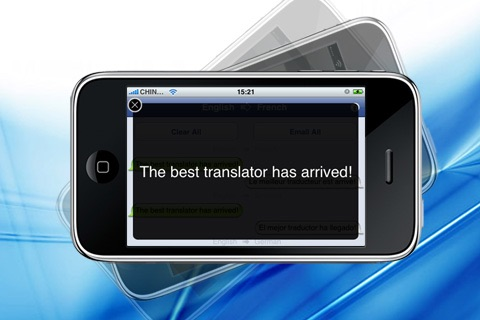 Translator ~ translate with voice screenshot 4