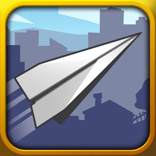 Paper Glider iOS App
