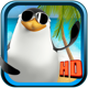 Madagascar Vacation HD Pro - The penguin master of the beach house - No Ads Version