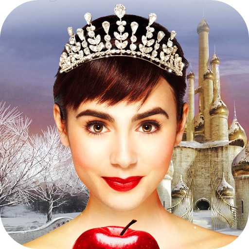Mirror Mirror: Dress Up Snow iOS App