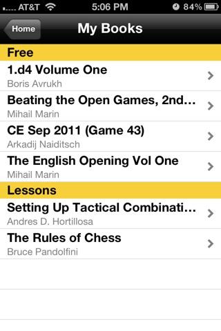 SmartChess! screenshot 2