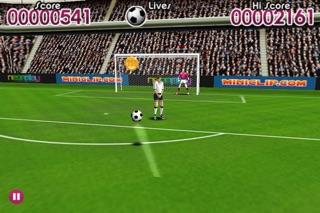 手指任意球:Flick Football【模拟足球】