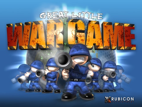 Great Little War Game HD Screenshot