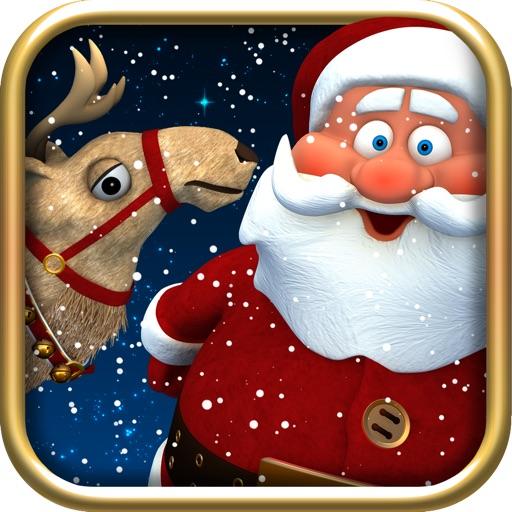 Santa's Reindeer Hunt - Mega 3D Christmas Maze iOS App