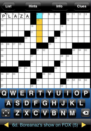 USA TODAY® Crosswords screenshot 1