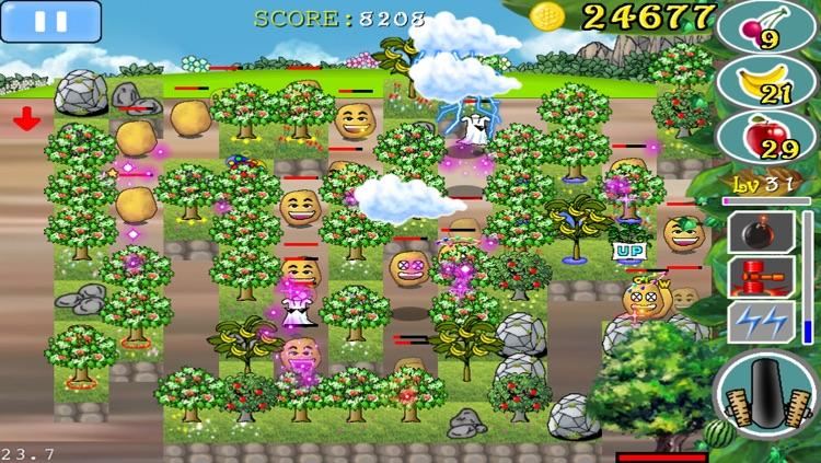 Fantasy Garden Defense Free