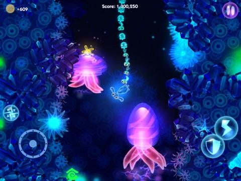 Glowfish HD (Full) на iPad