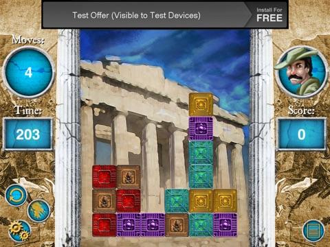 Greek Puzzle screenshot 4