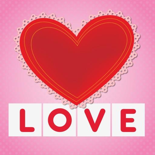 First Words Valentine