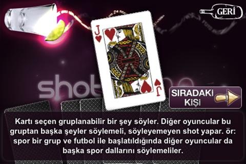 Shot Game - Tequila Game screenshot 4