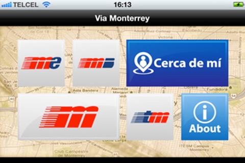 Via Monterrey Free screenshot 3