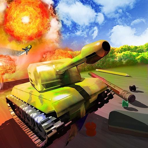 桌面坦克:Tank-O-Box【大战三百回合】