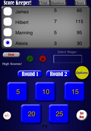 Score Keeper! screenshot 4