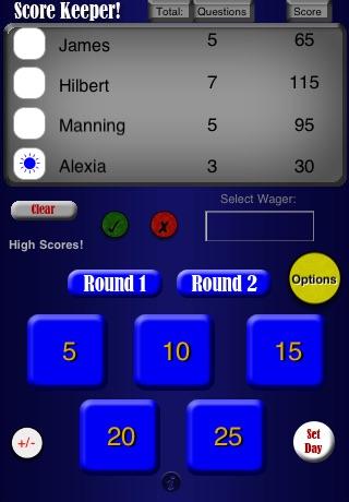Score Keeper! screenshot 4