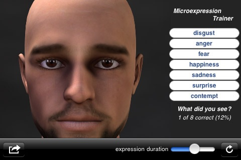 Micro-Expression Trainer screenshot 3