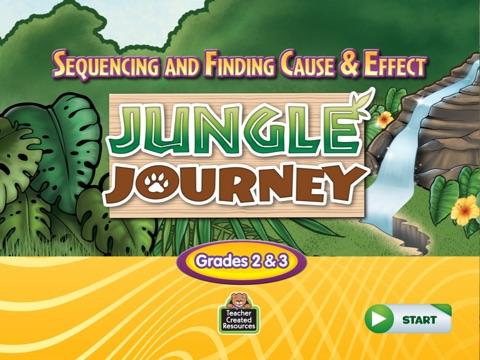 Jungle Journey Grades 2-3 screenshot 1