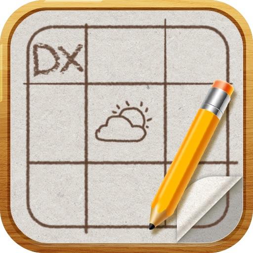 九宫格日记-DX