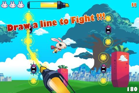 Carrot War Screenshot
