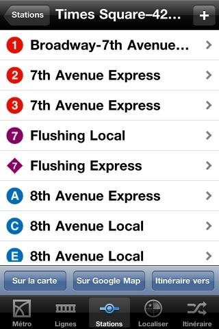 New York Subway screenshot 3