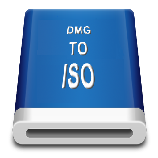 DMG to ISO