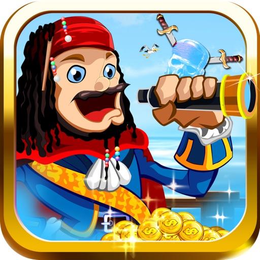 Best Pirate Rush Free  Pirate Arcade Game iOS App