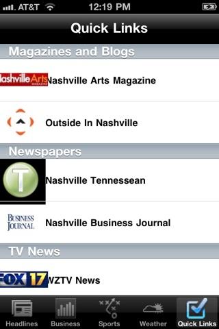 Nashville Local News Free screenshot 3