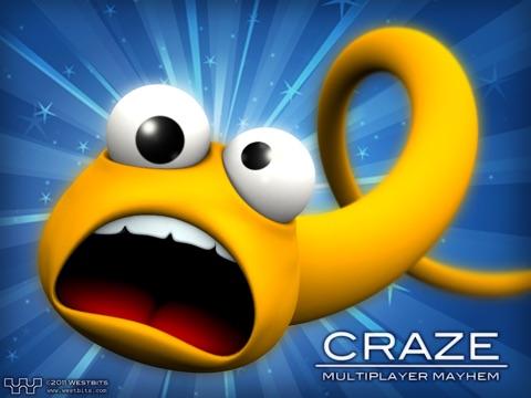 Craze: Viele Würmer Screenshot