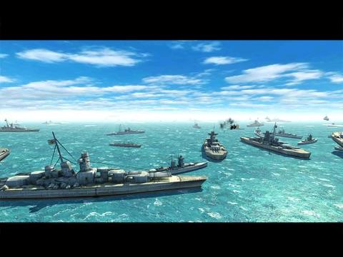 Battleship War на iPad