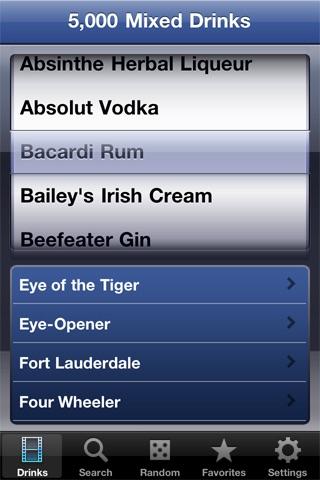 5000 Mixed Drinks screenshot 1