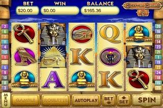 Egyptian Dreams 4 Slots screenshot1