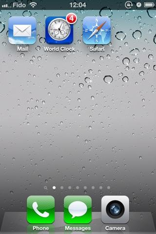 World Clock Badge screenshot 1