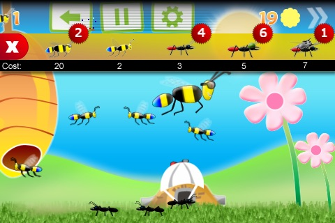 Beezaster screenshot 2