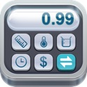UnitConvertZ - Currency and Unit Converter icon