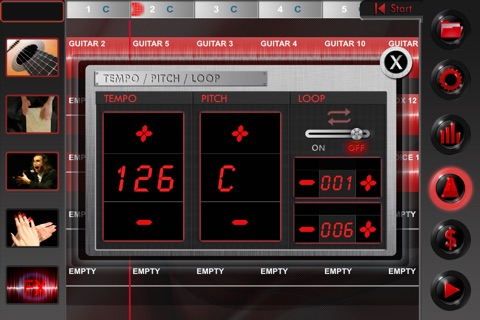 Flamenco Machine screenshot 4