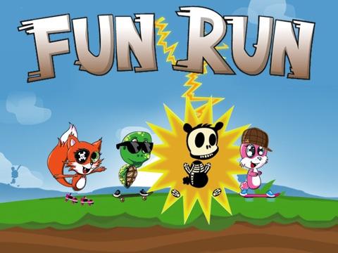 Fun Run - Multiplayer Race на iPad