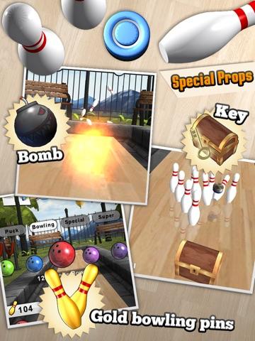 Игра iShuffle Bowling 2