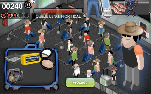 Jetset: A Game for Airports screenshot 1