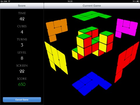 The Roman Cube Lite screenshot 3