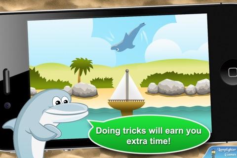 Fin's Lagoon Screenshot