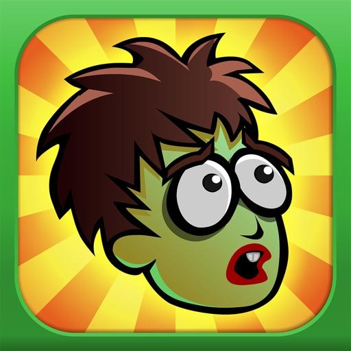 Zombie Crunch Free iOS App