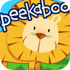 Peekaboo Zoo - Who's Hiding? A fun & educational introduction to Zoo Animals and their Sounds - by Touch & Learn