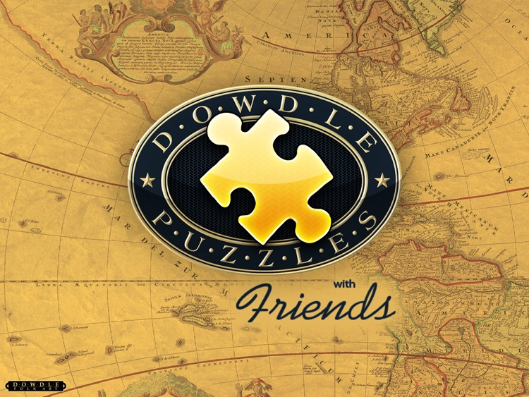 dowdle puzzles with friends by dowdle folk art