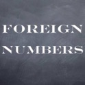 Foreign Numbers icon