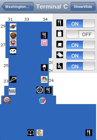 Airport Maps screenshot 1